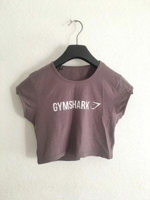 GYMSHARK Camisa deportiva multicolor Algodón