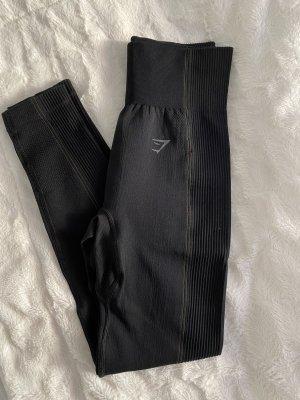 GYMSHARK Leggings nero