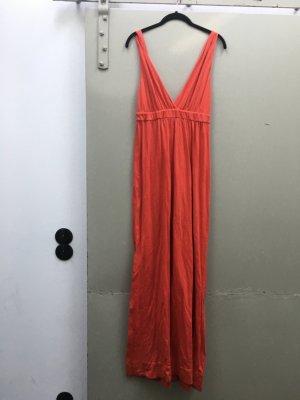 Gypsy 05 Kleid Langes Sommerkleid Maxikleid Gr. XS rot