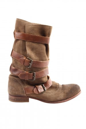 H by hudson Booties braun Casual-Look