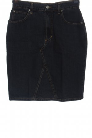 H.I.S Denim Skirt blue casual look