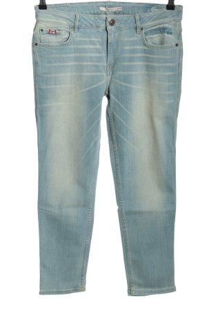 H.I.S Skinny Jeans blau Casual-Look