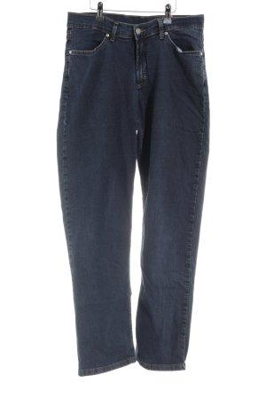 H.I.S Straight-Leg Jeans dunkelblau Casual-Look