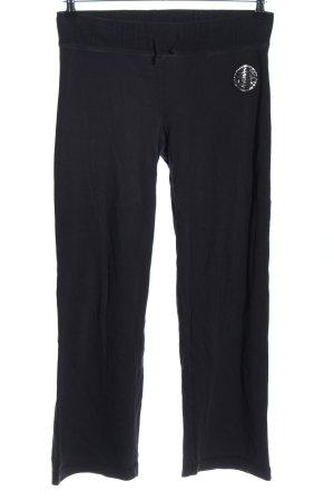 H.I.S Spodnie dresowe czarny W stylu casual