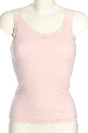 H.I.S Trägertop pink Casual-Look