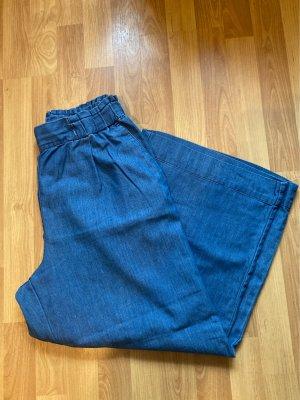 & DENIM 7/8-jeans korenblauw