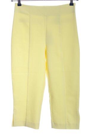 H&M 3/4-Hose blassgelb Elegant