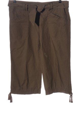 H&M 3/4-Hose braun Casual-Look