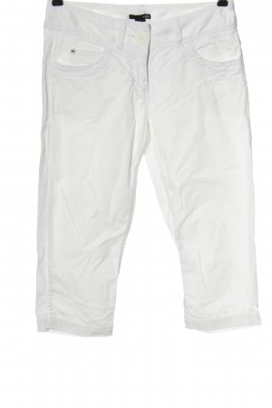 H&M 3/4 Length Jeans white casual look