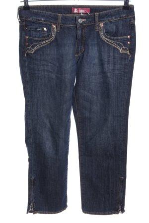 H&M 3/4-jeans blauw