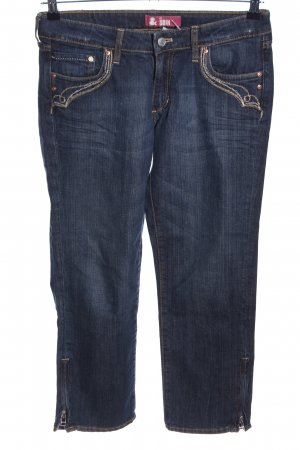 H&M 3/4 Jeans blau Casual-Look