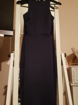 H&M Tube Dress dark blue