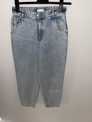 H&M Jeans baggy multicolore