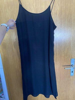 H&M Robe chiffon noir