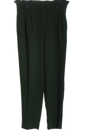 H&M 7/8-broek groen zakelijke stijl