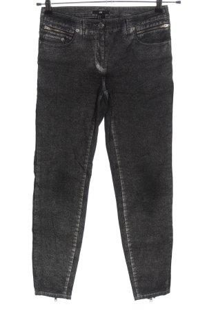 H&M 7/8-Hose schwarz Casual-Look