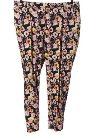 H&M Pantalon 7/8 imprimé allover style décontracté