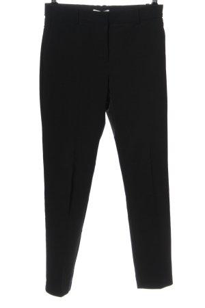H&M Pantalon 7/8 noir style d'affaires