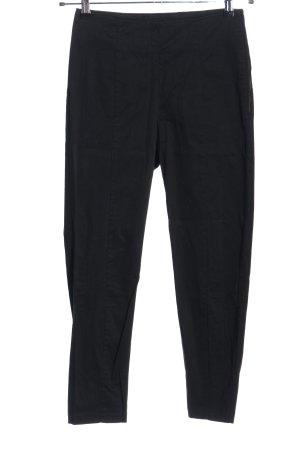 H&M 7/8-broek zwart casual uitstraling