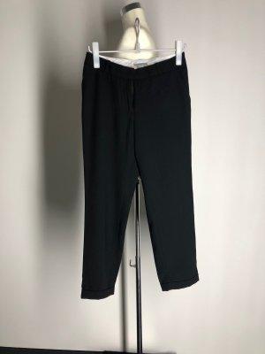 H&M 7/8-Hose im Business-Look, schwarz