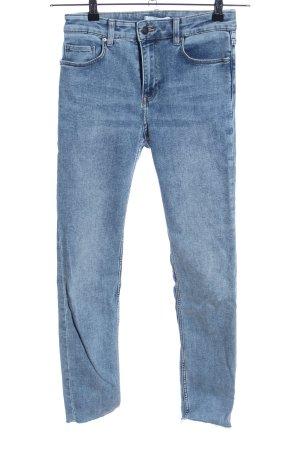 H&M Jeans a 7/8 blu stile casual