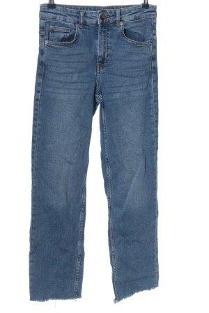 H&M 7/8 Jeans blau Casual-Look