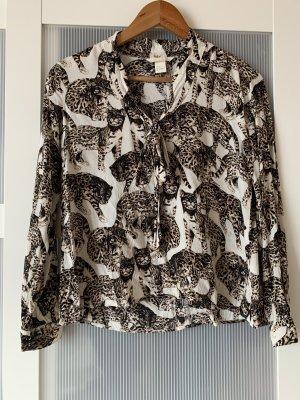 H&M Colletto camicia multicolore Cotone