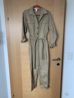 H&M Pantalone palazzo color cammello