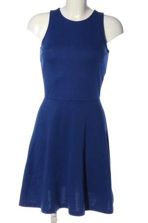 H&M Etuikleid blau Casual-Look