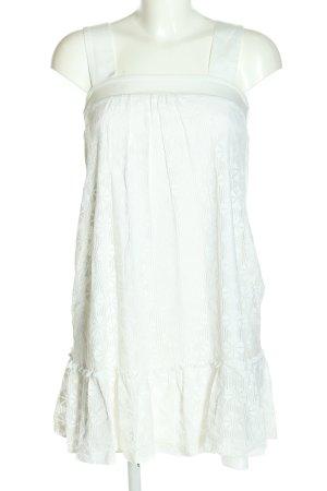H&M Sukienka koszulowa biały W stylu casual