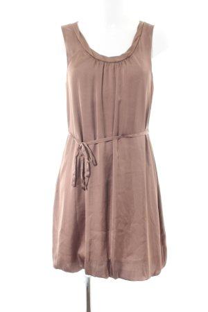 H&M A-Linien Kleid bronzefarben Business-Look