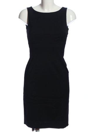 H&M Sukienka o kroju litery A czarny W stylu casual