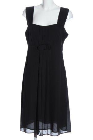 H&M A-Linien Kleid blau Elegant