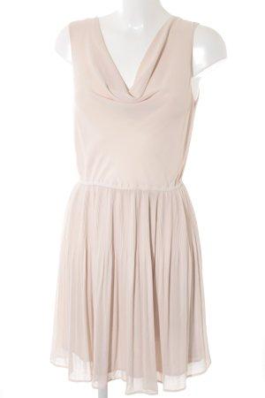 H&M A-Linien Kleid mehrfarbig Beach-Look