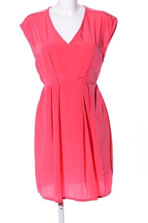 H&M A-Linien Kleid pink Casual-Look