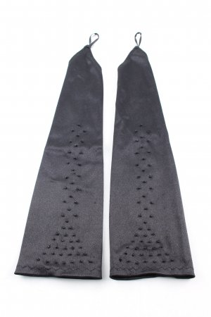 H&M Abendhandschuhe schwarz Elegant
