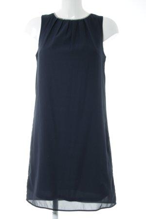 H&M Abendkleid blau Elegant