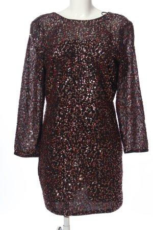 H&M Abendkleid mehrfarbig extravaganter Stil