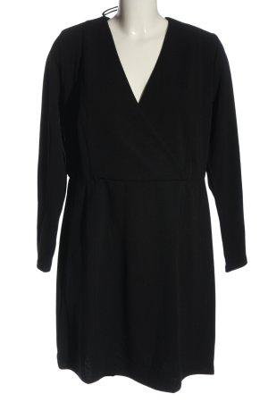 H&M Abendkleid schwarz Elegant