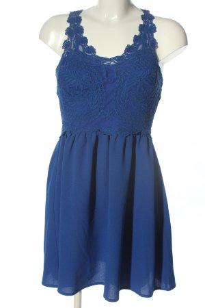 H&M Abendkleid blau Casual-Look