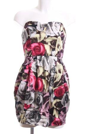 H&M Abendkleid mehrfarbig Elegant