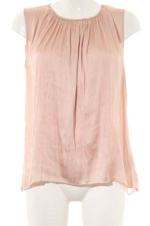 H&M ärmellose Bluse nude Business-Look