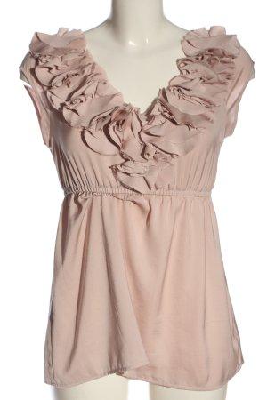 H&M ärmellose Bluse pink Elegant