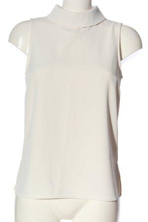 H&M ärmellose Bluse nude Casual-Look
