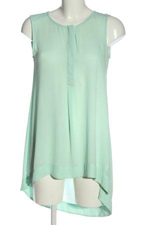 H&M Długa bluzka turkusowy W stylu casual