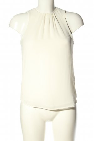 H&M Sleeveless Blouse white casual look