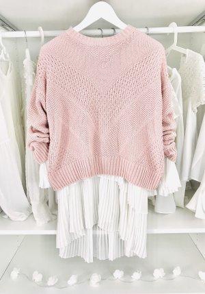 H&M altrosa Pullover