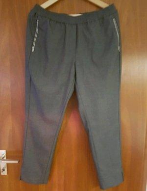 H&M Pantalon de costume gris