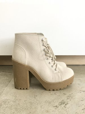H&M Ankle Boots Beige