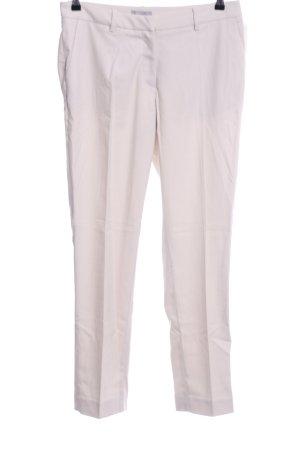 H&M Anzughose wollweiß Business-Look